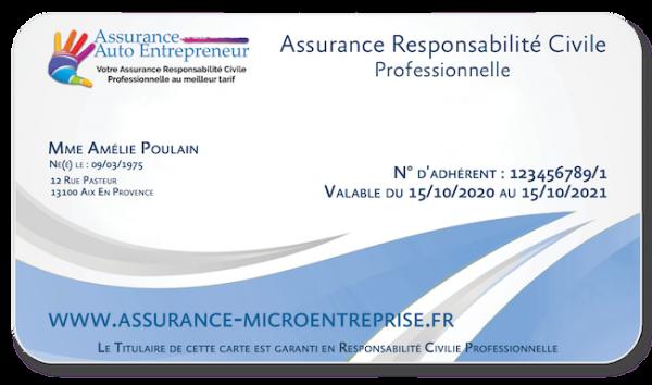 Assurance Rc Pro responsabilité civile professionnelle